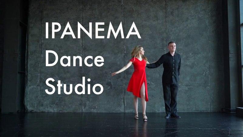 Demo Tango Yaroslav Chernickii Smagina Elena in Ipanema Dance Studio