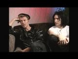 David Bowie &amp Trent Reznor of NIИ Nine Inch Nails - Interview 1995 by Kurt Loder MTV News