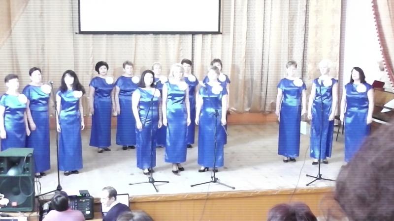 Выступление на конкурсе