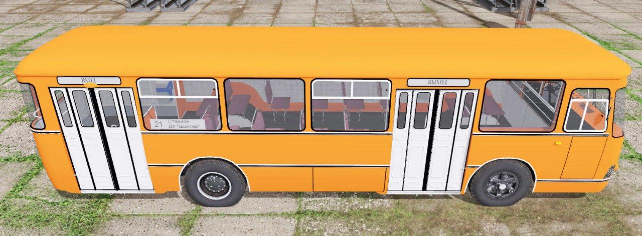 ЛИАЗ 677 V1.0