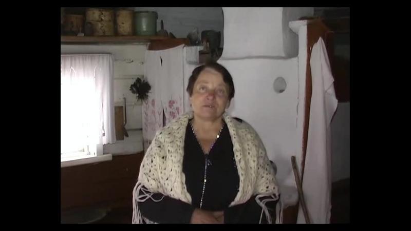 Уймонские староверы. 2012.