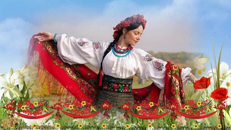 Квітуча Україна Світлана Весна HD 1080p