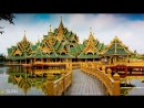 Парк «Древний город», Муанг Боран тайское название или Ancient Siam, Бангкок, Таиланд.