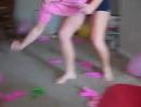 Kortney Pop Balloons!