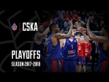 VTB League Playoffs 2018 Preview: CSKA Moscow
