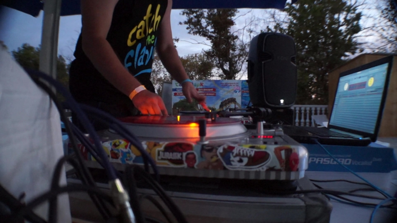 Dj RESKI a.k.a. REACTIVE 98 Dj Godunow OutStanding 10th Anniversary: The Beat of Picnic