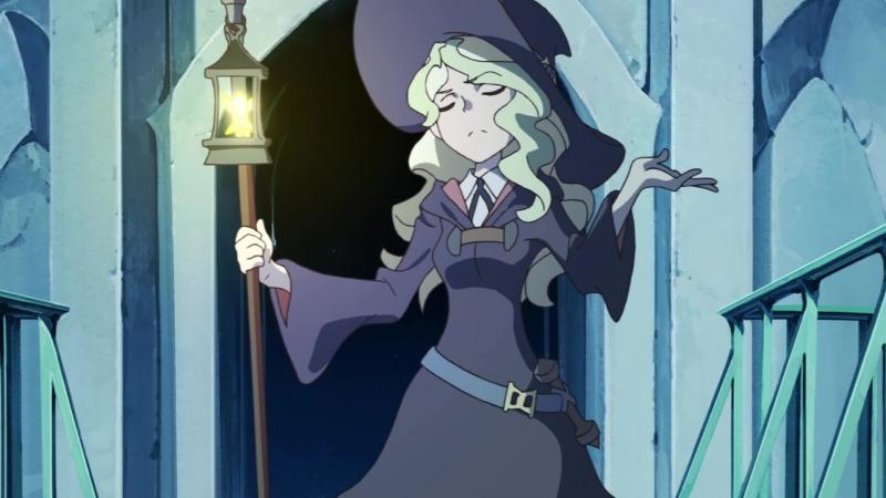 Академия ведьмочек: Волшебный парад / Little Witch Academia: Mahoujikake no Parade