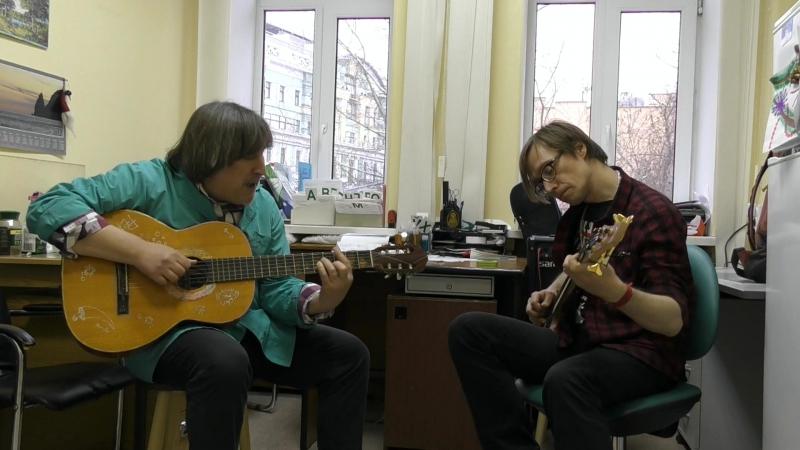 Сумашедший ночной Виталий Замковой и Никита Ульященков