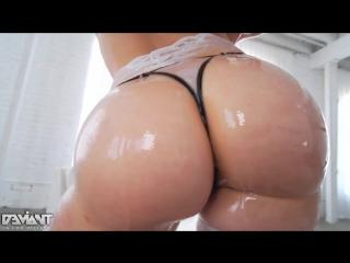 Mia Malkova Hot Blonde Teen Sexy Girl Pornostar Pantyhose Oil Anal Ass Tits Секси девушка в чулках В масле Попка Сиськи Анал Ню