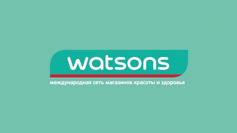 DNK MODELS SOFIA, MIA, DARIA FOR WATSONS TV COMERCIAL