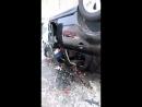 В лобовом столкновении на эльбанской трассе погибли все учасники дтп. сузуки и инфинити