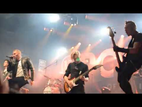 Poets of The Fall - Temple Of Thought (15 Annyversary Tour Helsinki 21.04.2018)