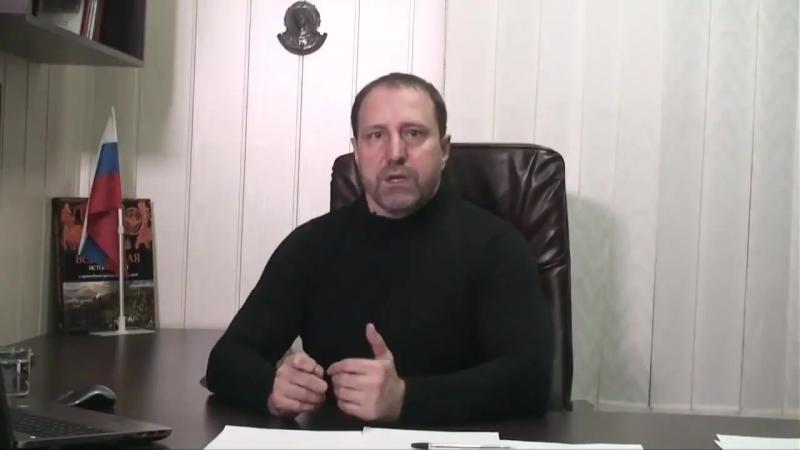 Ходаковский: надо будет - я наплюю на эти бутафорские законы и выведу демонстрации на улицы