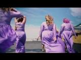 Девушки plus size из группы Формат снимали клип на крыше 17-этажного дома