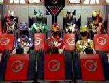 Engine Sentai Go-Onger Grand Prix 33
