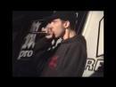 2005 03 31 YG x IQ live backstage Концерт Jeru The Damaja Коммуна Москва