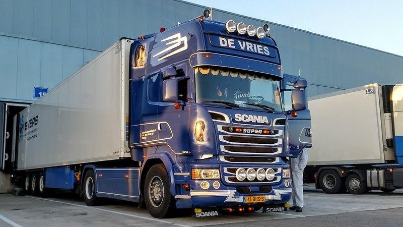 De Vries ~ Scania R440