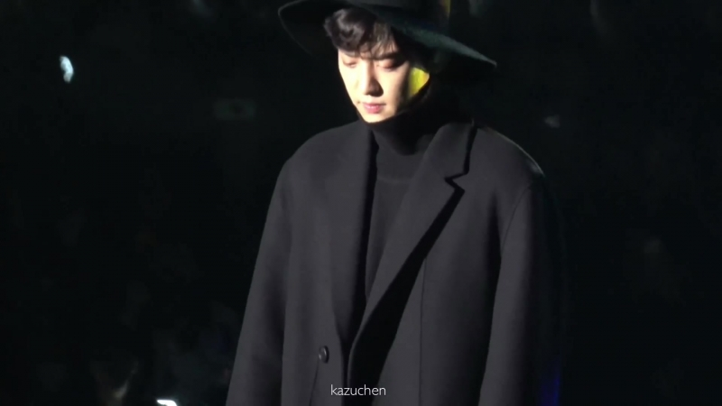 [FANCAM] 171201 Mnet Asian Music Awards in Hong Kong @ EXO's Chanyeol - Stay With Me