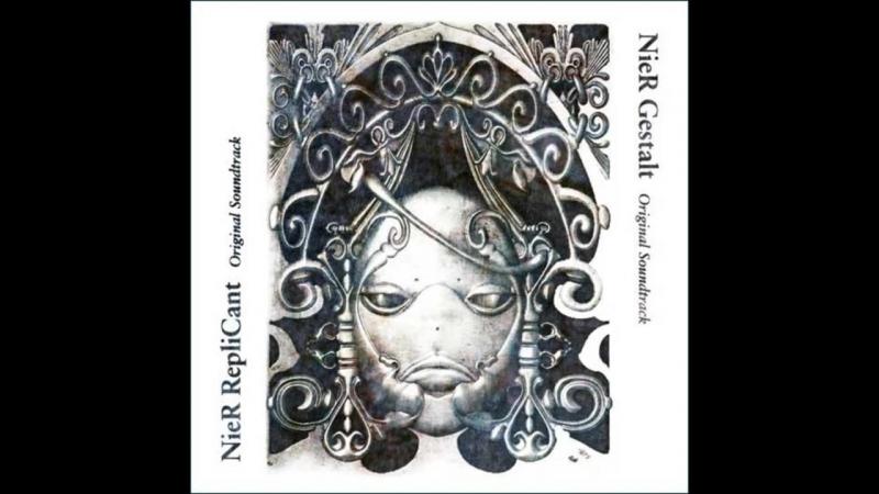 NieR Gestalt/Replicant/Automata Soundtrack - Kainé-Salvation - 1 Hour Long