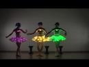 Светодиодные балерины Балет шоу