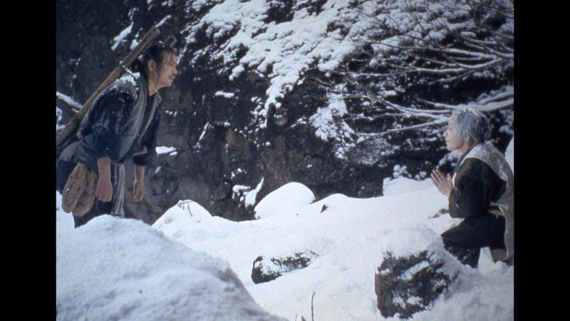 Сёхэй Имамура - Легенда о Нараяме \ Shohei Imamura - Narayama-bushi kô (1983,Япония)