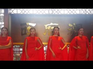Chinese Model in chengdu