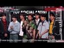 "РУС САБ BTS получили нагрудау ""Top Social Artist"" на Billboard Music Awards"