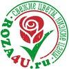 """Магазин цветов """"ROZА4U.RU"""""""