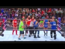TEAM RAW VS TEAM SMACKDOWN - WWE SURVIVOR SERIES 2017