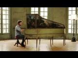 Жан Рондо, альбом Vertigo, клавесин. Jean Rondeau records Vertigo for harpsichord.