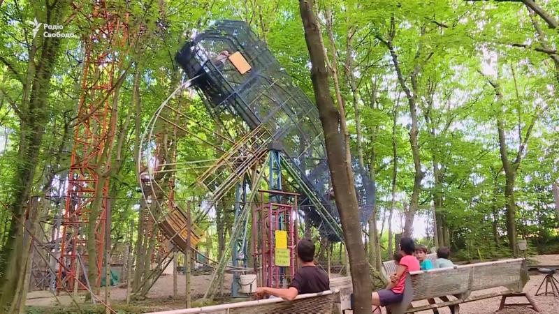 Як парк розваг італійця Бруно став всесвітньо відомим