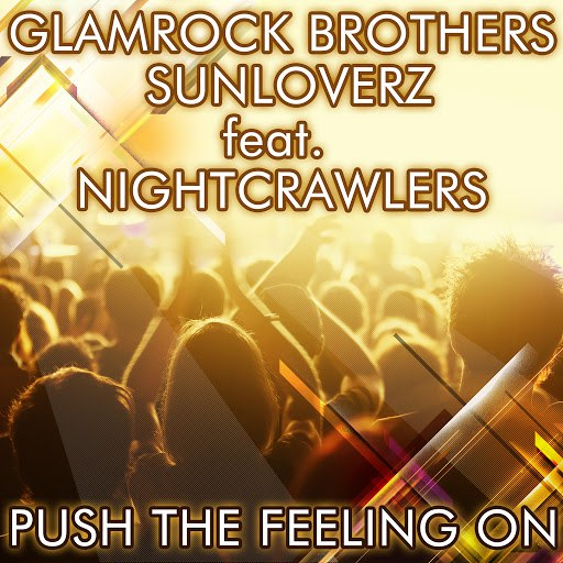 Glamrock Brothers альбом Push the Feeling On 2K12 (feat. Nightcrawlers)