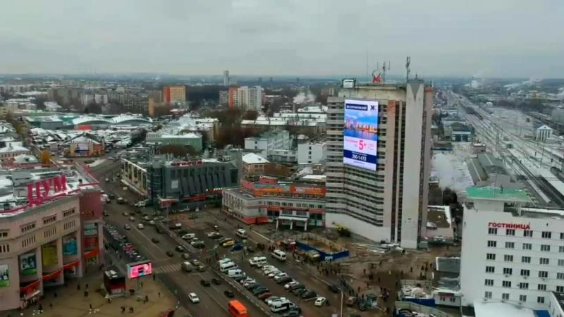 Нижний Новгород Московский вокзал