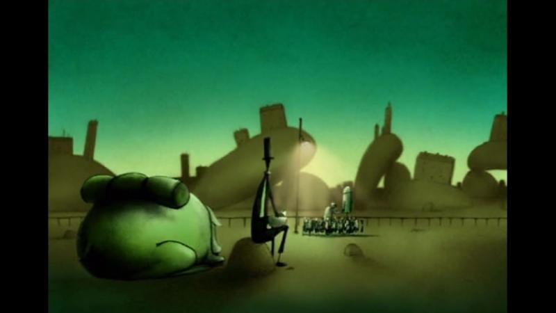 Дневник путешественника (3) Кино в Маленьком городе (Дневник Тортова Роддла) Кунио Като / Kunio Kato (рус.суб)