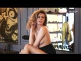 Эльвира Т на фотосессии для журнала Maxim (2017) 1080p