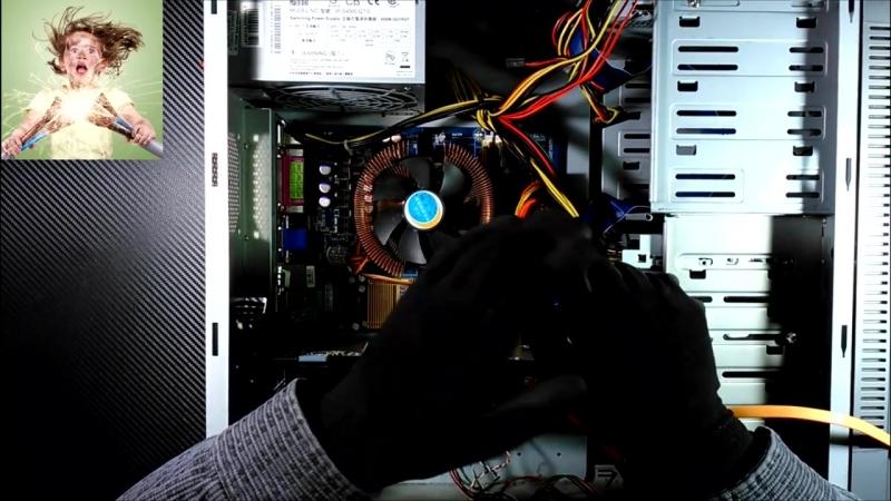 Компьютер не включается Мертвого поднимем (все что описано делать очень осторожно)