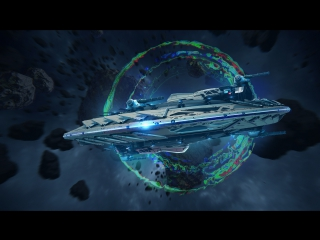 Star Conflict Object NY18