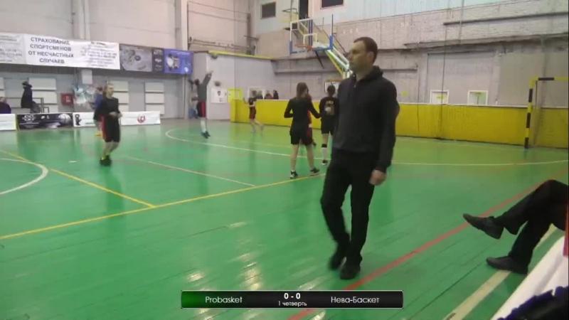 Probasket - Нева-Баскет