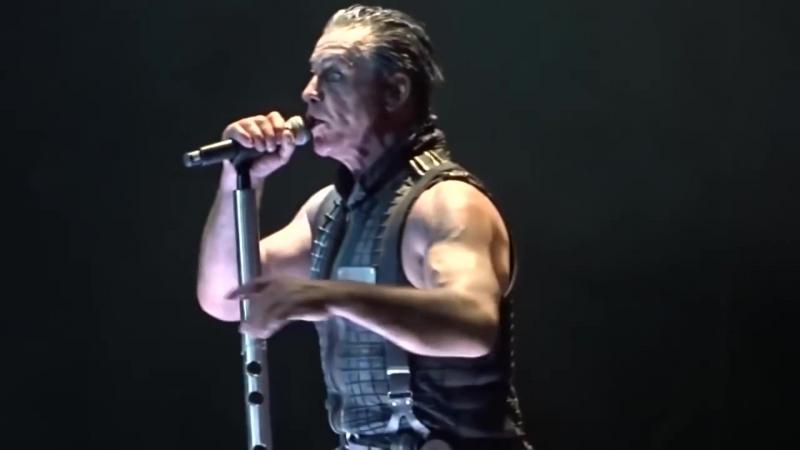 Rammstein - Links 2,3,4 (Москва, 2016)