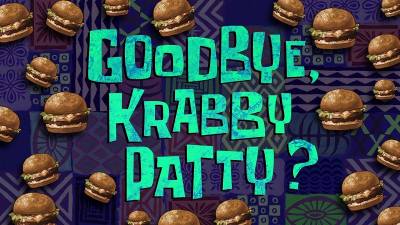 SpongeBob: 'Krabby Patty Report' Short (Korean)