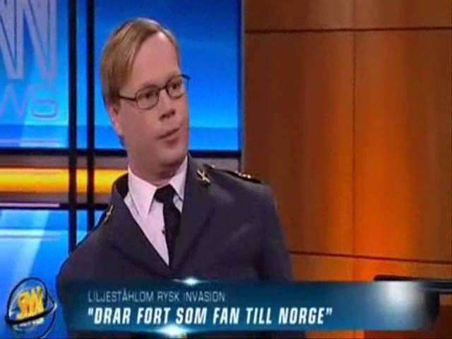 Шведский юмор - Готова ли Швеция к нападению российских войск? Скачать в HD