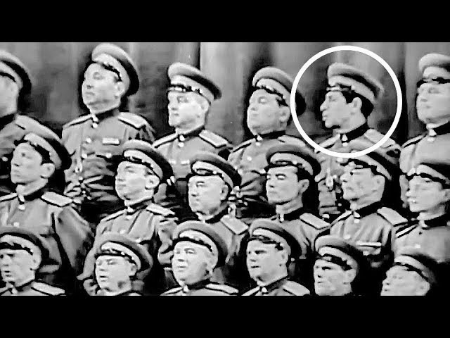Forward on the Way or Soldiers On the Road The Alexandrov Red Army Choir 1965