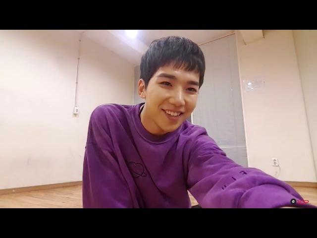 [Todays Live] 171102 100 Rockhyun (록현) - 꽃 피는 봄이 오면 (BMK cover)