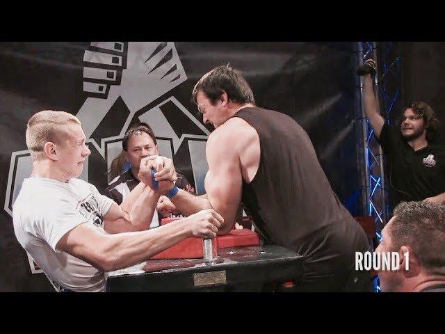 Oleg ZHOKH vs Devon LARRATT the Mutant is Defeated fight for 50 000$