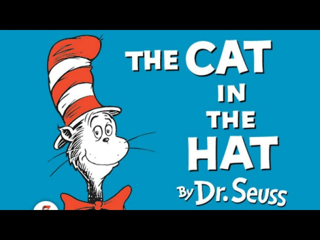 The Cat in the Hat Read Aloud Books for Kids - By Dr Seuss