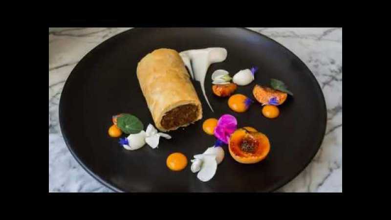Chef Mourad Lahlou at Mourad | Duck Confit