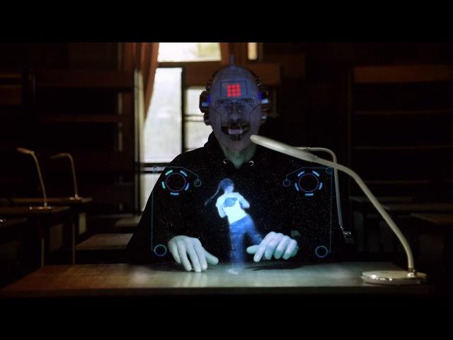 КиноМагия тестовая голограмма - 2