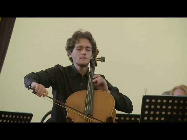 A.Dvořák. Concerto for cello and orchestra, Op.104
