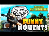 PUBG FAILS & Epic & Funny Moments #1 (BEST Battlegrounds Funny Moments Сollection)