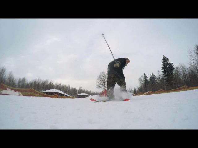 SNOWPARK IN LOGOISK 1